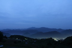 (ikaugust_t93) Tags: nature japan canon landscape eos 7d  nara  predawn   canon7d