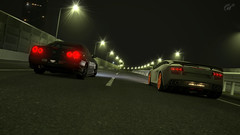 GT5-High speed race (MostlyCarPhoto's) Tags: auto black game cars car skyline race underground drag hp mod nissan racing modified gran 1800 autos hack gt turismo lamborghini matte gallardo granturismo carphotos carphotography dragrace lambo ugr r34 gt5 lamborghinigallardo wingless nissanskyliner33 racegame granturismo5