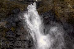 Takkakaw falls, Yoho National Park/Canada (Kristoffersonschach) Tags: canada water waterfall wasserfall sony 77 hdr rotel photomatix a