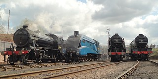 The Fab Four, Barrow Hill
