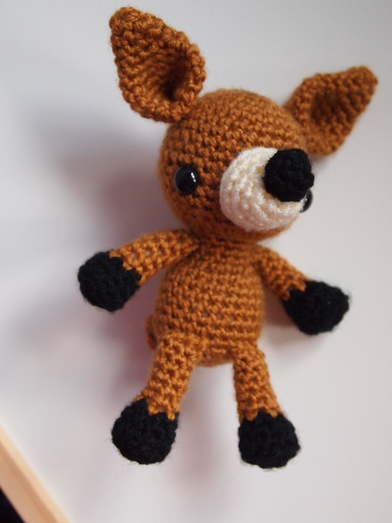Amigurumi Deer : The Worlds Best Photos of amigurumi and deer - Flickr ...