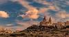 Mellieha Church On The Hill. Explored 15-12-2013 (Cycling Saint) Tags: malta explored churchesmalta nikond600nikkor50mmf18d