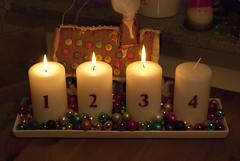 3th of advent (Rudi Pauwels) Tags: christmas light göteborg candles advent sweden schweden gothenburg sverige