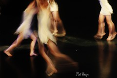 (Mel Ange) Tags: danse icm flou mouvement danseuse intentionalcameramovement
