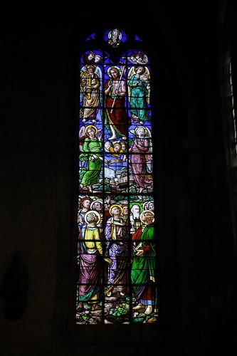 France - Pontoise - Cathédrale Saint-Maclou