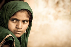 #26 Women Faces: Young antique look...   Ghar village   India (Daniele Romeo) Tags: travel portrait people woman india colors face portraits children nikon women colorful child faces market homeless streetphotography tajmahal agra spices maharashtra mumbai pushkar craftsman incredible oldtown oldstreet rajasthan newdelhi nationalgeographic flickrvision powerty poorpeople colorphotograph bhim indianlife pushkarlake peopleface flickraward nikond3 nikonflickraward danieleromeo flickrunitedaward flickrawardgallery editorialonly flickrtravelaward streettravelphotography ballabgher jaeswat ballabghervillage bhimvillage gharvillage