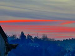 P1020466trav (pascalpiette) Tags: leica city red cloud sol clouds sunrise lumix soleil belgium belgique alba cities down du jour panasonic amanecer aurora wee hours raymond pascal towns huy octave heure lever bleue aurore aube piette dmcfz72 18012014