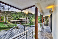 07 Porch View (Nick  Carlson) Tags: california architecture real losangeles estate hollywood nickcarlson truelifeimages