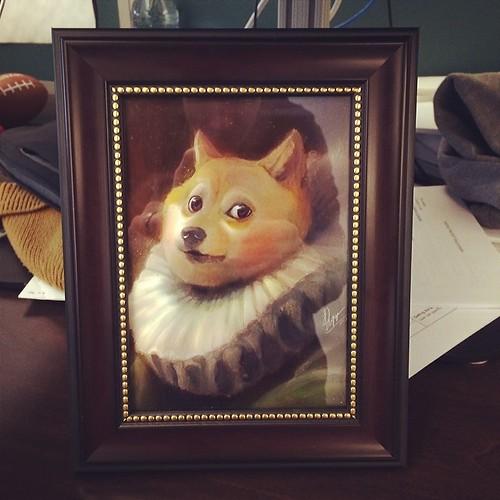 Doge Portrait