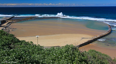Newcastle Ocean Baths, Newcastle, NSW (Black Diamond Images) Tags: newcastle australia swimmingpool baths nsw oceanpool newcastlebaths oceanbaths newcastleoceanbaths hunterregion australianoceanbaths