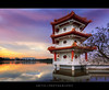 Sunset with the Pagoda in Chinese Garden, Singapore :: HDR (:: Artie | Photography :: Travel ~ Oct) Tags: china sunset west building architecture photoshop canon garden pagoda ancient singapore cs2 tripod chinese wideangle structure chinesegarden 1020mm hdr artie 3xp sigmalens photomatix tonemapping tonemap 400d rebelxti singaporechinesegarden