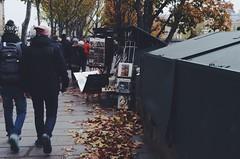 walkin' on the river (graepelisa) Tags: travel winter vacation holiday paris france love seine vintage river photography nikon walk lisa retro comeback parigi tbt mallstreet uploaded:by=flickrmobile flickriosapp:filter=nofilter