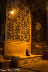 The Prayer (Prayudi Hartono) Tags: iran islam prayer esfahan isfahan dua imamsquare moslem imammosque shalat namas sembahyang