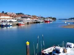 San Vicente de la Barquera (49Carmelo) Tags: puerto mar cantabria cantabrico sanvicentedelabarquera puertopesquero mareas