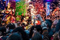 Rua / Taronjada Carnaval BCN 2014 (j.borras) Tags: barcelona carnival winter orange fight king district bcn balloon confetti 1750 rua vella f28 ambassadors ciutat 2014 tamrom nikond90 taronjada carnavalbcn