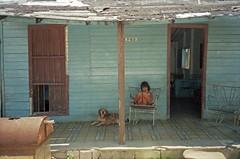 Cuba 1998, Baracoa (Rafael de Luis) Tags: fujisuperia epsonv700 olympusmyu1