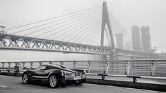 Pagani Huayra@Chongqing (kk.yang) Tags: jc supercar  pagani chungking hac  topdriver  huayra hypercar