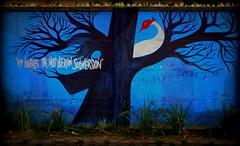 """Los buitres ya nos dieron subversión"" (Felipe Smides) Tags: streetart mural valdivia muralismo todoonada smides felipesmides"