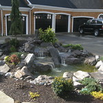 "Charming Water Feature by Greenhaven Landscapes <a style=""margin-left:10px; font-size:0.8em;"" href=""http://www.flickr.com/photos/117326093@N05/12993837255/"" target=""_blank"">@flickr</a>"