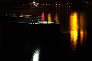 berth at night