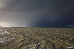 Trancher (NeoNature) Tags: sea seascape france nature rain weather contrast canon landscape marin cell pluie normandie paysage normandy calvados manche florent meteorology renaut neonature mtorologie