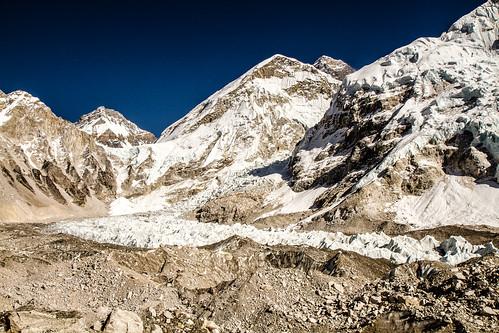 Camp de base de l'Everest (5364m)