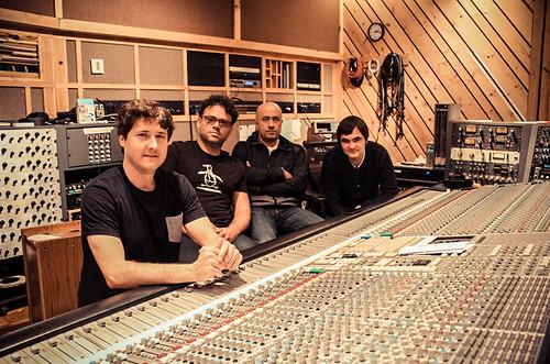 Skank - Estúdio Avatar, NY - 03/04/2014