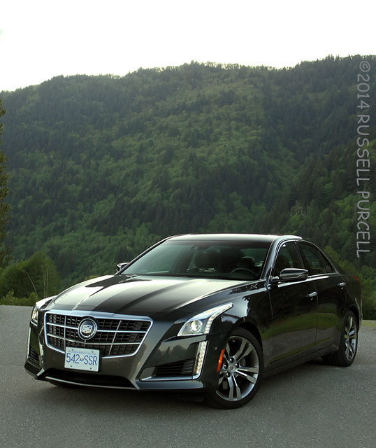 auto usa car sedan gm fancy luxury caddy generalmotors 2014cadillaccts ©2014russellpurcell