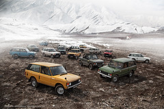 Range Rover lovers gathering 2014 (Alireza Behpour) Tags: auto road car photography automobile iran rover off gathering land tehran range alireza behpour