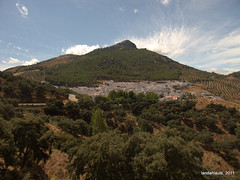 El Gastor (Landahlauts) Tags: landscape andaluca paisaje andalucia campo andalusia tajo andalusien andalousie andalusie andaluz pueblosblancos alandalus elgastor andaluzia  puebloandaluz  sierradecadiz andaluzja andaluzio                 lasgrajas   andalouzia andalusiya     comarcadelasierradecadiz elalgarin