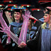 College of Veterinary Medicine students enter PNC Arena for 2014 commencement with their