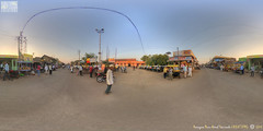 105th of India - 360 virtual panorama of Kudachi Station, Kudachi (my village), Belgaum District, Karnataka - India @ Humayunn Niaz Ahmed Peerzaada (Humayunn Niaz Ahmed Peerzaada) Tags: karnataka 360 belgaum 360 kudachi kudchi 360virtualpanorama 360virtualpanoramas virtualpanoramaindiamy indiaequirectangular360x180 belgaumdistrict kudchistation kudachistation 360virtualpanoramas 360virtualpanorama 360degreevirtualpanoramas