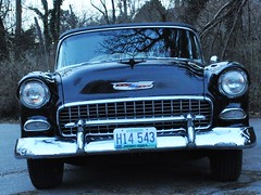 "1955 Chevy Bel-Air • <a style=""font-size:0.8em;"" href=""http://www.flickr.com/photos/85572005@N00/14220236953/"" target=""_blank"">View on Flickr</a>"