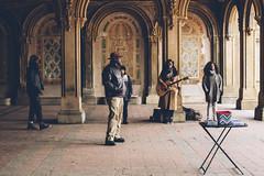the gospel (jd urban) Tags: street nyc newyorkcity streets musicians centralpark streetphotography singers streetmusic bethesdaterrace