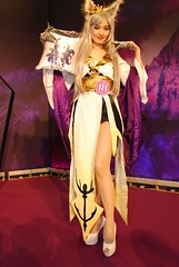 2015  () Tags: show portrait game cosplay taiwan indoor showgirl taipei   sg tamron tgs nopostproduction 2015        a007