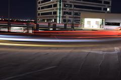Long Exposure (raymundolleverino) Tags: street longexposure urban west building art cars up closeup night out photography lights am nikon focus long exposure downtown texas photographer close fort live artsy clark shooting worth dfw montgomery local seventh fortworth fw architexture aledo d40 mongomery nikond40 west7 d5300