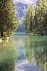 braies (stgio) Tags: lago italia alpi dolomiti braies altoadige pusteria