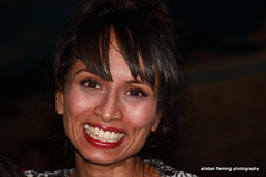 1-IMG_8961 (marinbiker 1961) Tags: woman brown beautiful asian eyes glasgow teeth livemusic longhair grandoleopry dents bigsmiles sunnygovanradio
