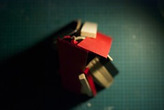 (Con.StaNtiN) Tags: light shadow red stilllife abstract blur color macro colors 35mm nikon dof geometry object minimal depthoffield form macrophotography