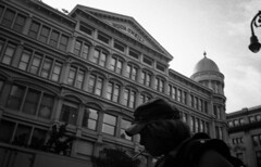 NYC (sglassphoto) Tags: street white black glass sarah 35mm photography photo shoot photographer kodak trix streetphotography olympus 35mmfilm fujifilm streetphotos blackandwhitephotography streetphotographer streetcolor shootfilm filmisnotdead olympusxa3 streetbw xphotographer nycphotography nycphotographer sglassphoto streetbwcolor