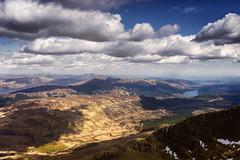 Trossachs Trail (Neillwphoto) Tags: sky clouds landscape outdoor hills ridge loch benlomond trossachs lochlomond benvenue
