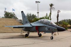 Lavi (Cataphract) Tags: aircraft 128 lavi hatzerim israeliairforce israeliairforcemuseum aleniaaermacchim346