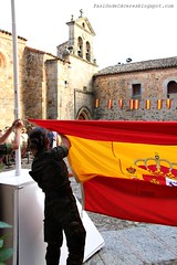 Homenaje a la Bandera DIFAS 2016 Cceres (Pasin de Cceres) Tags: la bandera cceres homenaje 2016 difas pasiondecaceresblogspotcom