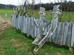 Happy fence (5) (joeke pieters) Tags: holland netherlands fence nederland achterhoek winterswijk hek gelderland hff woold platinumheartaward happyfence panasonicdmcfz150 1260902