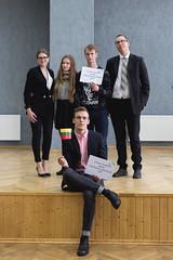 IMG_5517 (Aneta Urbon) Tags: school people students high model european shot group parliament indoor indoors politicians inside lithuania lithuanian mep meplt mepsiauliai