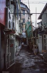 China # Shanghai # 068 # Leica R9 Fuji Provia100F - 2006 (irisisopen f/8light) Tags: china leica color colour film analog fuji slide farbe provia colorslide 100f diafilm positiv r9 irisisopen