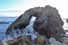 (_StrangeCharm) Tags: ocean california road trip travel sunset camp cali canon outdoors one big highway rocks pacific wildlife bigsur hike adventure explore highway1 shore sur pacificcoast hwy1 pacificcoasthighway canon6d kirkcreekcampground