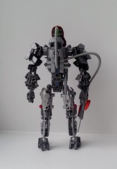 (Tails-N-Doll) Tags: iron lego mercury bionicle toa hydrargyrum