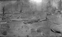 Charred corpse of a victim of the San Francisco earthquake and fire, photo by Arnold Genthe in April 1906 [4597x2768] #HistoryPorn #history #retro http://ift.tt/27wMdnn (Histolines) Tags: history by fire photo earthquake san francisco victim arnold retro april timeline corpse 1906 charred genthe vinatage historyporn histolines 4597x2768 httpifttt27wmdnn