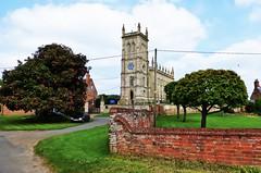 St John the Baptist, King's Norton (grassrootsgroundswell) Tags: church leicestershire churchtower kingsnorton englishparishchurch